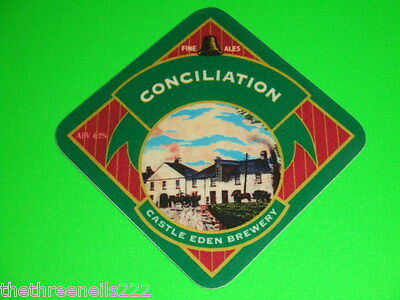 Beer Pump Clip - Castle Eden Conciliation