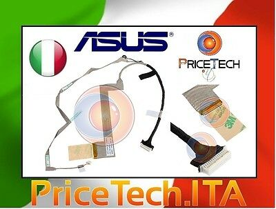 Cavo Cable Flat LCD per notebook ASUS X52J Series * NUOVO *