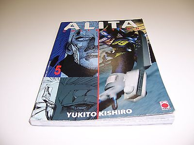 Alita Collection Numero 5 Ed.panini Rarissimo Originale Ottimo!!!
