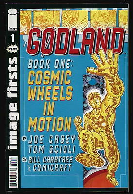 Image Firsts: <Godland> Us Image Comic Vol.1 # 1/'10