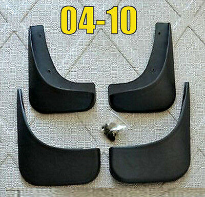 4Pcs Splash Guards For Vw Volkswagen Touran Mud Flap Flaps Mudguards Molded