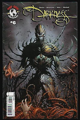 The Darkness Us Image Comic Vol.1 # 6/'08 Top Cow