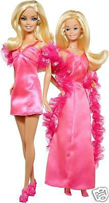 THEN AND NOW SUPERSTAR BARBIE, NEW FOR 2010!!