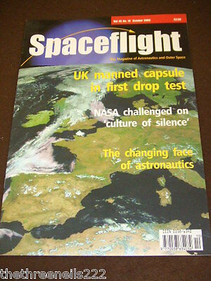 Spaceflight - Changing Face Of Astronautics - Oct 2003