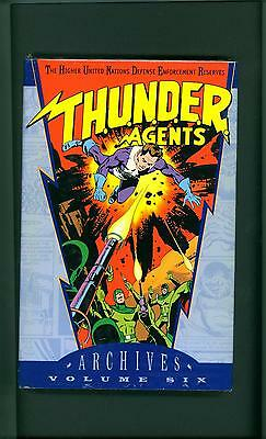 THUNDER AGENTS ARCHIVES VOLUME 6 ~ 2005 ~ T.H.U.N.D.E.R.  AGENTS ~ ARCHIVE