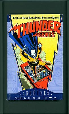 THUNDER AGENTS ARCHIVES VOLUME 2 ~ 2003 ~ T.H.U.N.D.E.R.  AGENTS ~ ARCHIVE