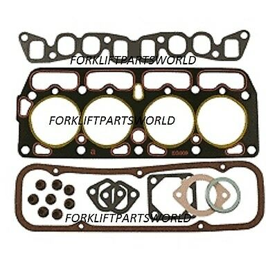 Toyota Forklift Valve Grind Gasket Set 4P Engine Parts