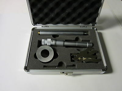 "0.8-1.0"" 3 POINT PRECISION INTERNAL MICROMETER--New"