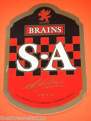 Beer Pump Clip - Brains S.a