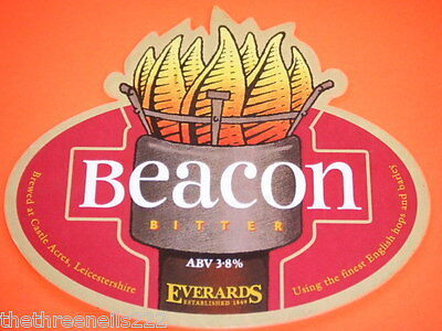 Beer Pump Clip - Everards Beacon Bitter