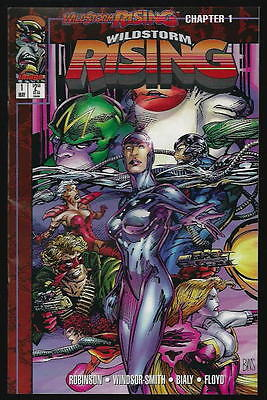 Wildstorm <Rising> Us Image Comic Vol.1 # 1/'95