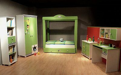 kinderbett auto kinderbett wei kinder autobett. Black Bedroom Furniture Sets. Home Design Ideas