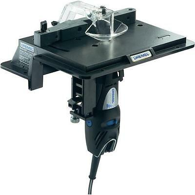 Dremel 231 Router Table Rotary Multi Tool Adjustable Shaper