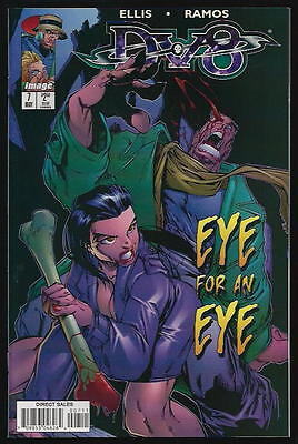 Dv8 <Eye For An Eye> Us Image Comic Vol.1 # 7/'97