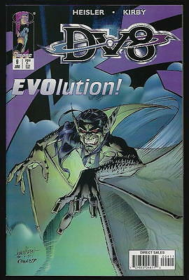 Dv8 <Evolution> Us Image Comic Vol.1 # 9/'97