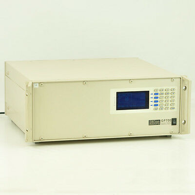 Dicon GP700M Mainframe (4U) Fiber Optic Switch w/Rear Optical Panel