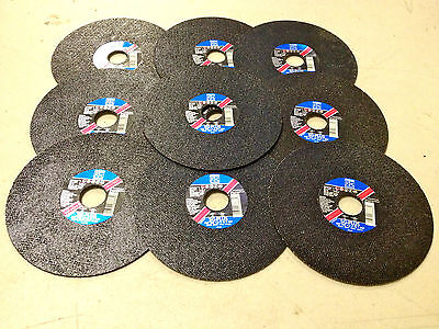 """10 NEW PFERD 6"""" X .045 X 7/8"""" CUT-OFF-WHEELS FOR ANGLE GRINDERS STEEL, CAST IRON"""