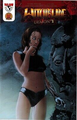 Witchblade : The Demon #1 (1B cover) Dynamic Forces exclusive cover