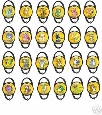 Neopets petpet clips SINGLES! - You choose.............
