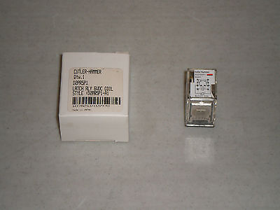 New! Cutler-Hammer D2PR5P1 Latch Relay 6 VDC Coil Free Shipping! D2PR5P1-A1