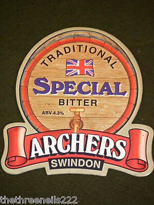 Beer Pump Clip - Archers Traditional Special Bitter