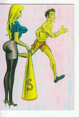 1994 COMIC IMAGES BILL WARD 50 YEARS OF TORCHY OMNICHROME CHASE CARD 6/6
