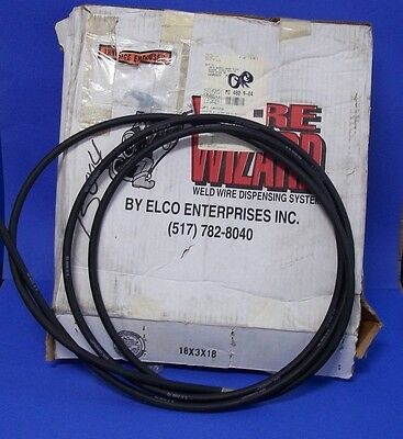 ELCO ENTERPISES INC. 5.0mm ID WELD WIRE DISPENSING SYSTEM *NEW*