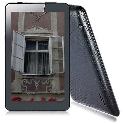 "7"" Android 4.2 Tablet PC 5 Point Capacitive A23 1.5GHz Camera WIFI 4GB Black"