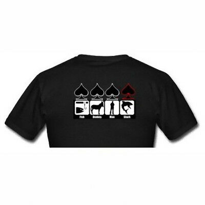 T-shirt Poker 4 Aces