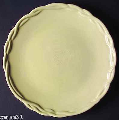 """TRACY PORTER OCTAVIA HILL COLLECTION DINNER PLATE 11"""" BEIGE MINT!!!"""