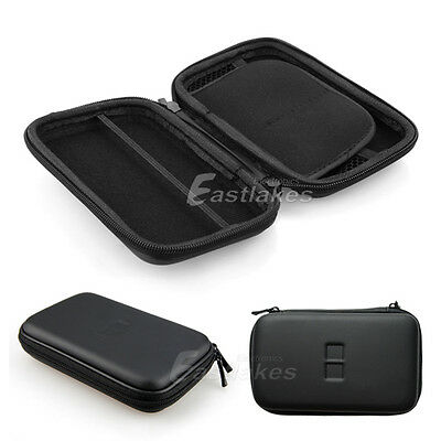 Carry Hard Protective Case for TomTom Navman Garmin Mio & Most GPS Hard Disk