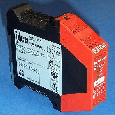 Idec 24V Safety Relay Module Hr1S-Ac5121