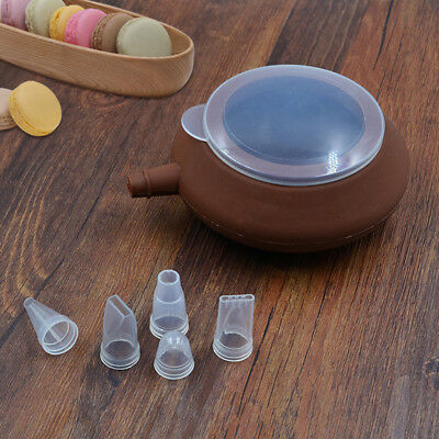 Macaron Macaroon Mat Baking cookie container Cake Decorating Muffin Pastry Tool