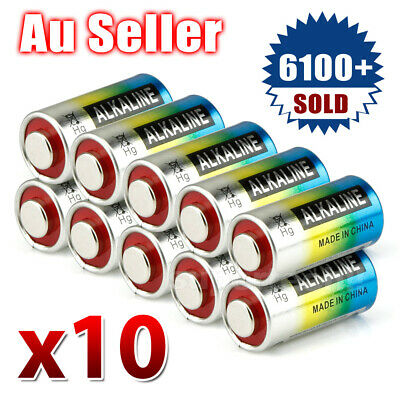 10X 4Lr44 6V Battery Citronella Bark Dog Collar L1325 Px28A A544 V34Px 476A