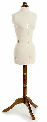 Lady Valet - Ladies Dressmaking Adjustable Sewing Form Tailors Dummy Mannequin