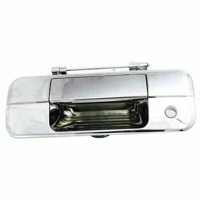 PERFORMANCE GAH010027 New Tailgate Handle Chrome for Toyota Tundra 2007-2013