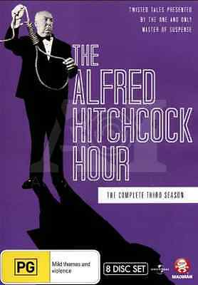 The Alfred Hitchcock Hour: The Complete Third (3) Season DVD NEW