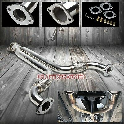 JDM Racing Stainless Exhaust Y-Pipe Downpipe for Nissan 03-07 350Z Z33 FairLadyZ