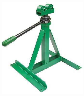 "Greenlee Ratchet Type Reel Stand 656  for Heights: 28"" to 46-5/8"" NEW"