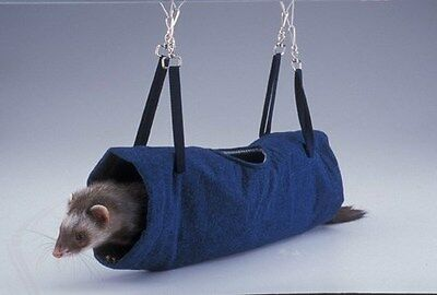 Ferret Rat Kozy Cage Bed Hammock Tunnel - Sheppard & Greene Sherpa Tunnel