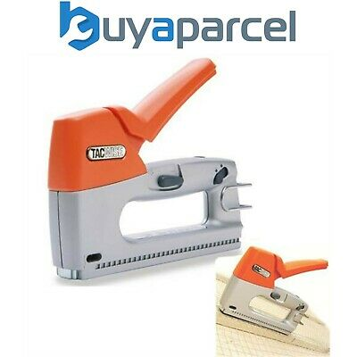 Tacwise Professional Staple Gun Z3 - 140 3 In 1 Hand Stapler & Tacker Gun 0806