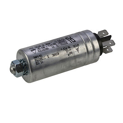White Knight CL42, CL421, CL43 tumble dryer Capacitor 8uf 450vac 8mfd