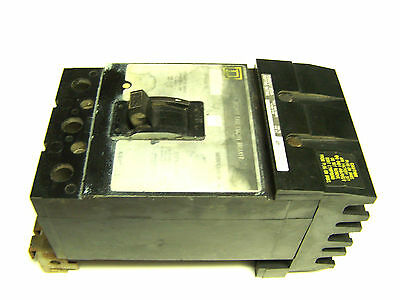 * Square D 225 Amp Circuit Breaker Cat # Q232225   ...  Wb-54