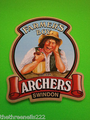 Beer Pump Clip - Archers Farmer's Boy