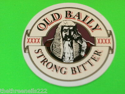 Beer Pump Clip - Old Baily Strong Bitter