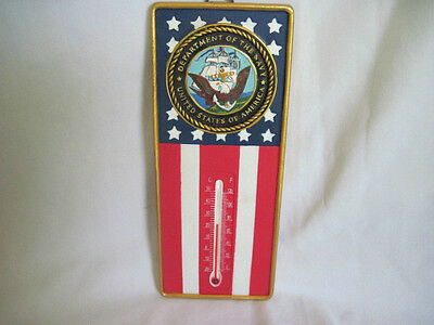 Spoontiques United States of America Department of the Navy Thermometer