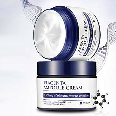 [MIZON]  Placenta Ampoule Cream / Korea cosmetic