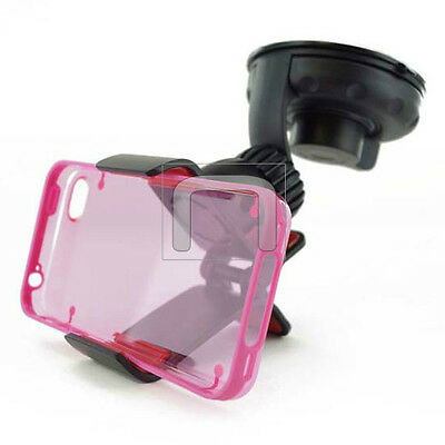 NEW Car Holder Windshield Suction Mount Cradle Clip for Verizon Wireless Phones
