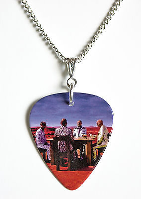 Muse Guitar Plectrum Pick Necklace #2