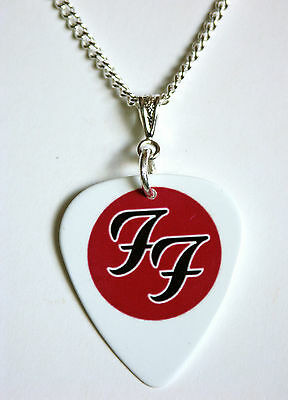 Foo Fighters Guitar Plectrum Pick Necklace #1